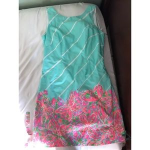 Lilly Pulitzer Butterfly Shift Dress
